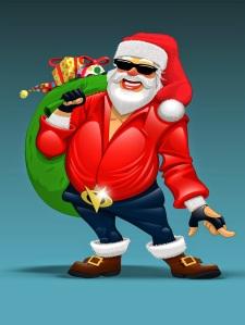 Funky-Santa