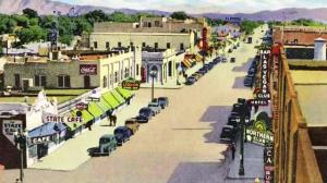 1934 Fremont Street looking East
